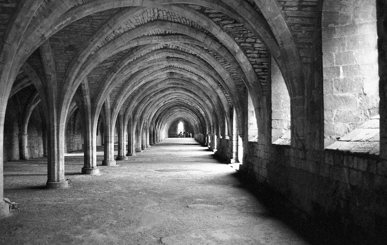Fountains Abbey-1